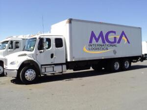 LTL Trucking Services