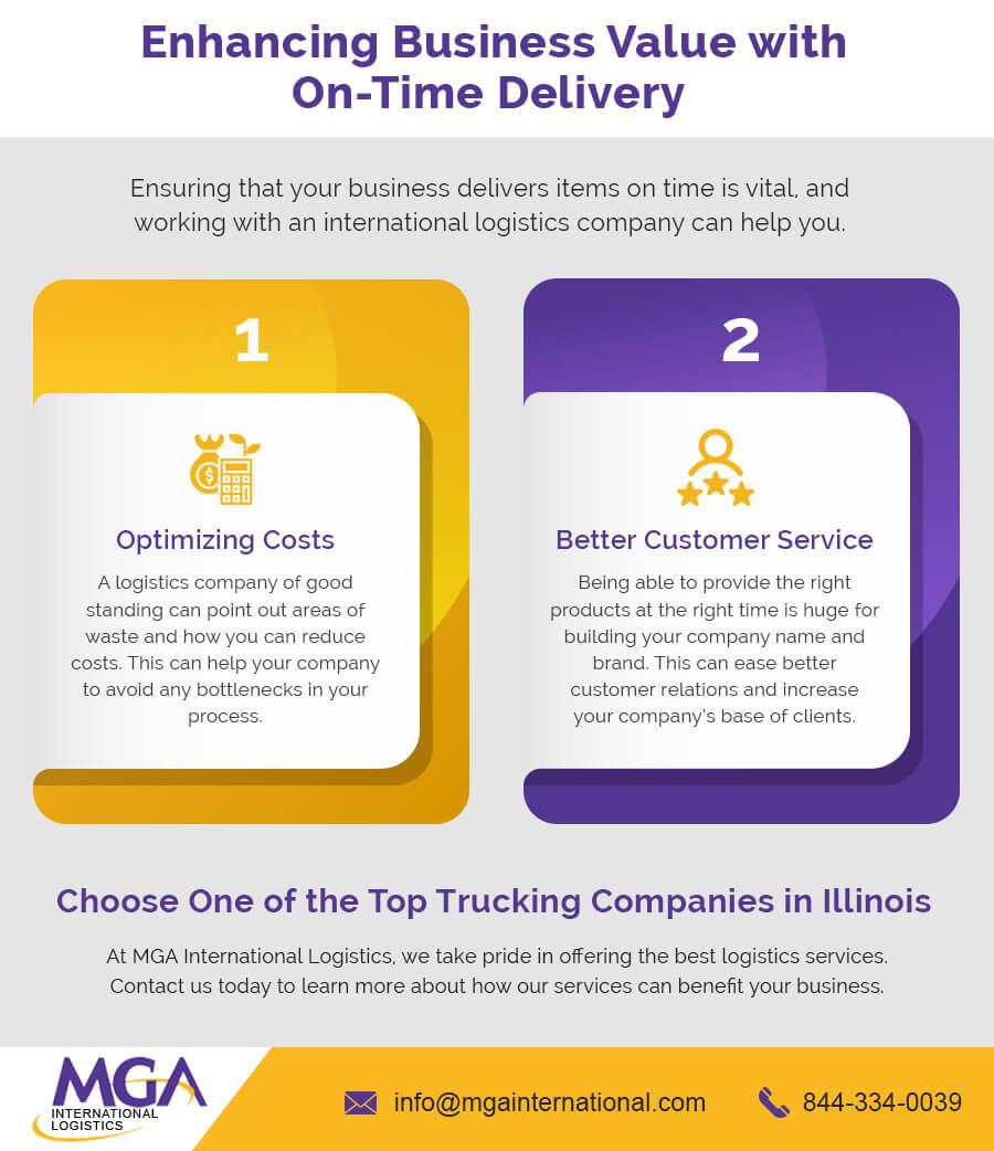Trucking Companies in Illinois