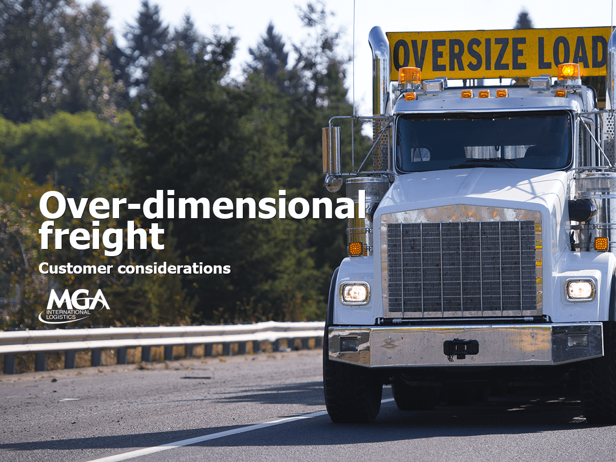 Over Dimensional Freight