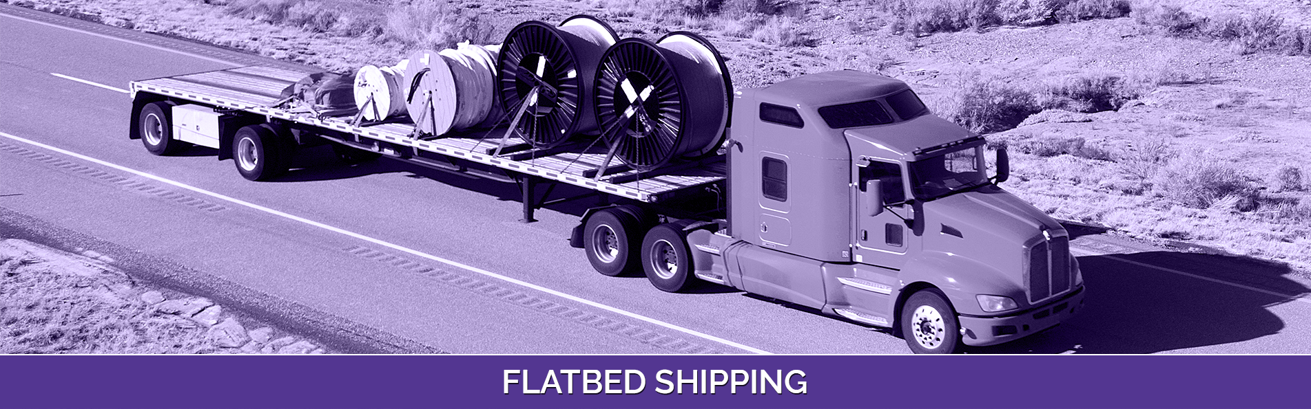 Flatbed Shipping