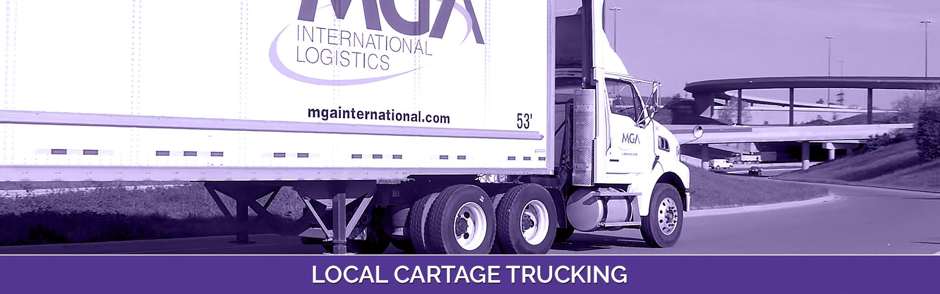 Local Cartage Trucking