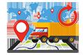 tracking shipping logistics