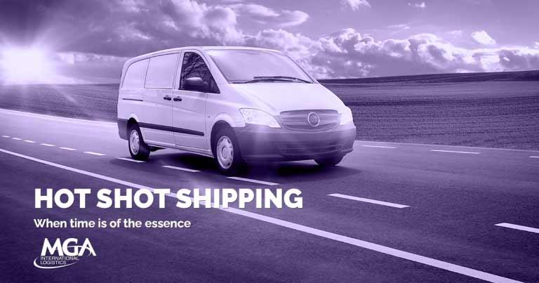 Hot Shot Shipping