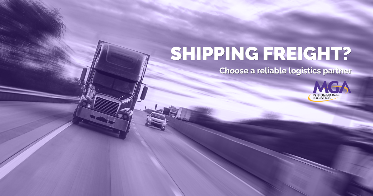 all freight shipping companies